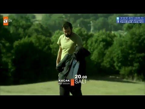 Kaçak 3. Bölüm (8 Ekim 2013) Fragman
