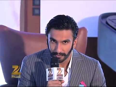 Ranveer Singh Wishing all of his fans on Zee Aflam Ramadan Kareem