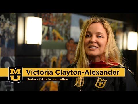 Victoria Clayton-Alexander, MA '15