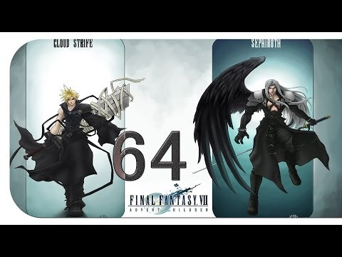 FINAL FANTASY VII #064 [HD+] - Turm Verteidigung ► Lets Play FFVII
