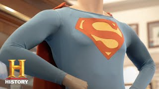 Pawn Stars: An Original 1978 Superman Costume (Season 14) | History - HISTORYCHANNEL