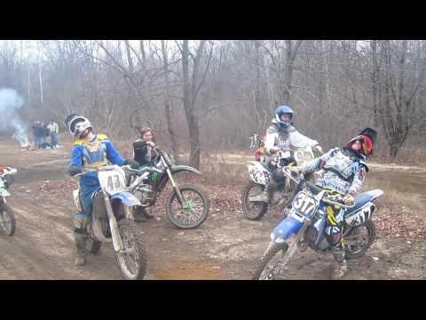 Yz125 Motocross NOISE!!!!  2 stroke vs 4 stroke!