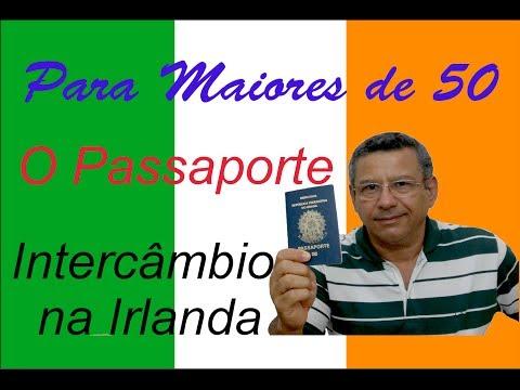 Intercâmbio na Irlanda | 3- O Passaporte