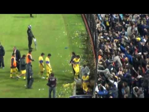 Boca Colon Cl12 / Quiero la Libertadores