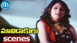 Maavidakulu Movie Scenes - Poonam at Jagapati Babu's House - Emotional Scene || Rachana - IDREAMMOVIES