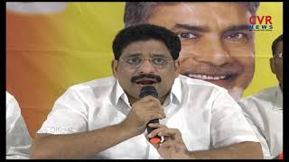 TDP MLC Buddha Venkanna Sensational Comments on AP BJP Leaders GVL and Kanna Lakhminarayana|CVR NEWS - CVRNEWSOFFICIAL