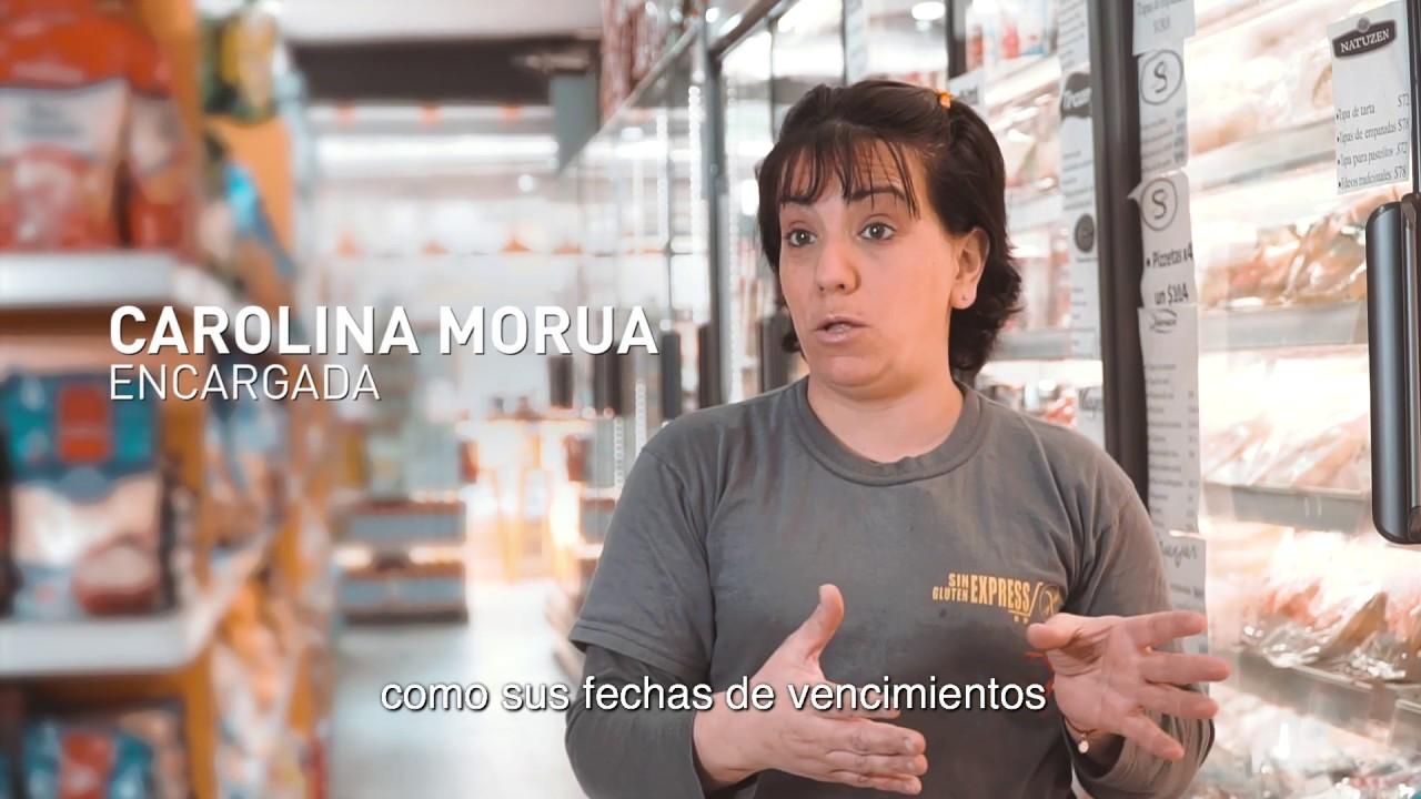 Experiencia Costan: Sin Gluten Express