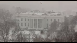 Watch live: Winter storm unleashes snow in D.C. - WASHINGTONPOST