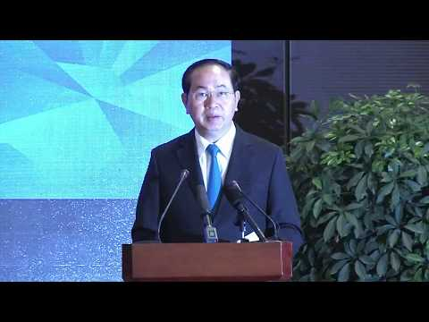 Viet Nam President Quang: Globalization is Inevitable and Irreversible