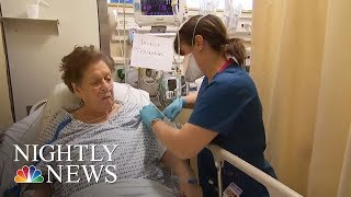 Why The Flu Can Kill A Healthy Person So Quickly   NBC Nightly News - NBCNEWS
