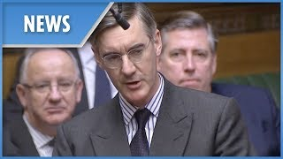 Mogg on Theresa May's Brexit deal - THESUNNEWSPAPER