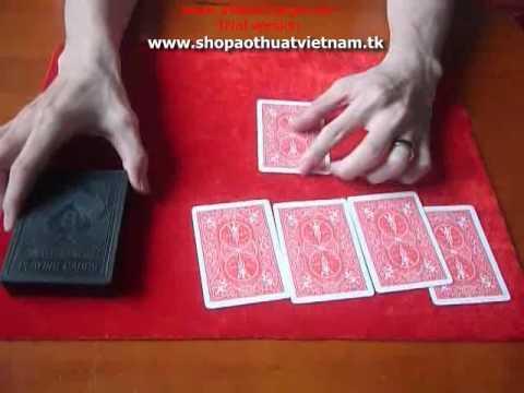5 la bai ma quy - 5 lá bài ma quỷ