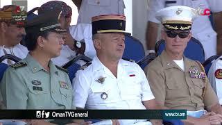 تسجيل الاحتفال بيوم البحرية السلطانية العمانية   الخميس 2 نوفمبر 2017