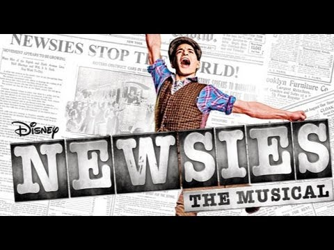 Just Dance: Newsies on Broadway – Choreography in Newsies the Musical