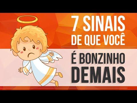 7 SINAIS DE QUE VOCÊ É BONZINHO DEMAIS