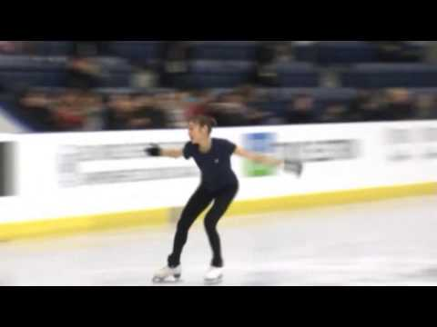 Yuna Kim 2013 WC FS 2nd.Run-Through (Les Miserables)