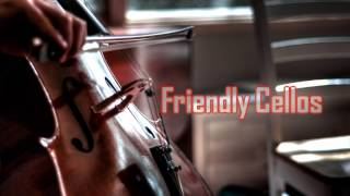 Royalty Free :Friendly Cellos