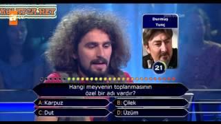 Kim Milyoner Olmak Ister 239. bölüm Halil Bağ 18.06.2013