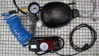 Автомобильный компрессор VS компрессор от холодильника