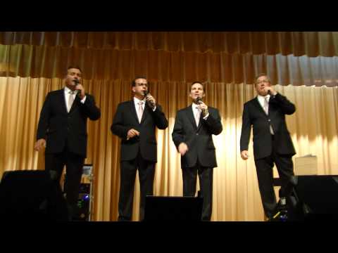 The Blackwood Brothers Quartet sings Learning to Lean