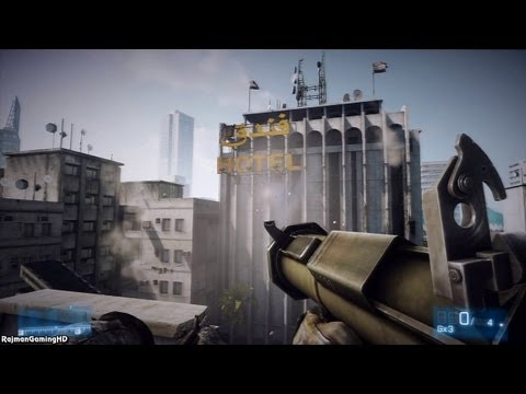 Battlefield 3 'Playthrough PART 1: Operation Swordbreaker + GIVEAWAY [PS3]' TRUE-HD QUALITY