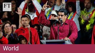 Maduro wins 'sham' election in Venezuela - FINANCIALTIMESVIDEOS