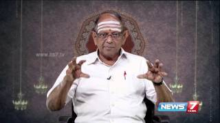 "Andrada Aanmigam 09-02-2016 ""Courage misused will never give success"" – NEWS 7 TAMIL Show"
