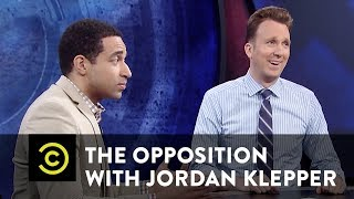 "America's ""No Scrubs"" Immigration Policy - The Opposition w/ Jordan Klepper - COMEDYCENTRAL"
