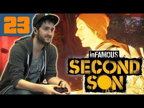InFamous Second Son Let´s Play #023 - Das große FINALE!  [GERMAN]