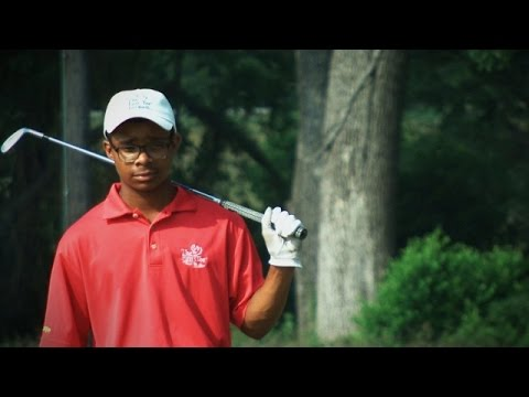 The First Tee: Nicholas Narcisse