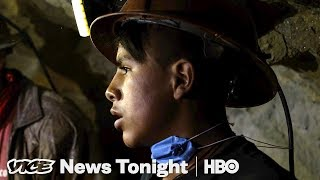 Bolivia's Child Silver Miners & Dennis Rodman: VICE News Tonight Full Episode (HBO) - VICENEWS