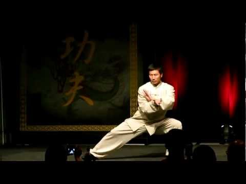 Master Chen Bing in  2012 , San Jose Kung Fu Tai Chi night.