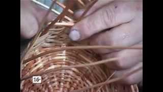 Мастер плетения из ивы