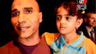 طفلة مصرية تدخل موسوعة جينيس