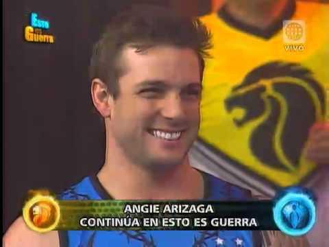 nicola y angie - esto es guerra septima temporada 10-09-2014