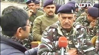 आतंकी हमले के चश्मदीद जवानों से खास बातचीत - NDTVINDIA