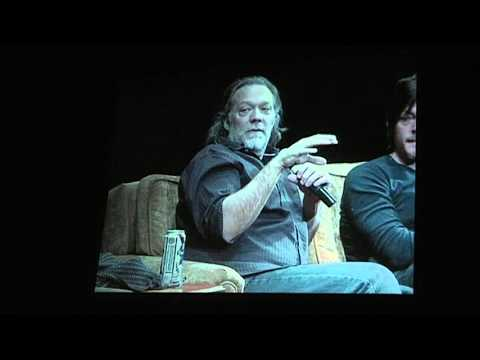An Evening with Greg Nicotero, Norman Reedus, Steven Yeun & Lauren Cohn