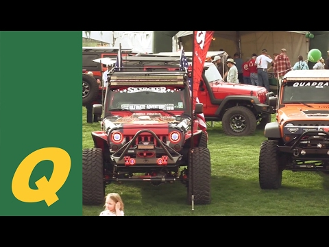 Quadratec 7th Annual Easter Jeep Safari BBQ