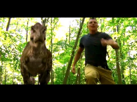 T-Rex Attack!!! New Blu-ray Movie Collection Update