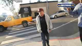 chanel-: Nick Swardson out on the town!