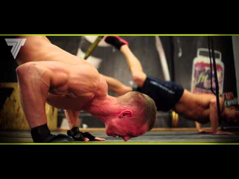 TREC TEAM ATHLETES : TRX MOTIVATION
