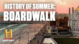 History of Summer: At the Boardwalk | History - HISTORYCHANNEL
