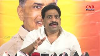TDP MLC Buddha Venkanna Sensational Comments on Opposition Parties | CVR NEWS - CVRNEWSOFFICIAL