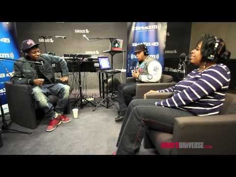 "Joey Bada$$ Introduces Beast Coast and Performs ""Waves"" on Sway in the Morning"
