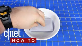 Make your own Magic Erasers on the cheap - CNETTV