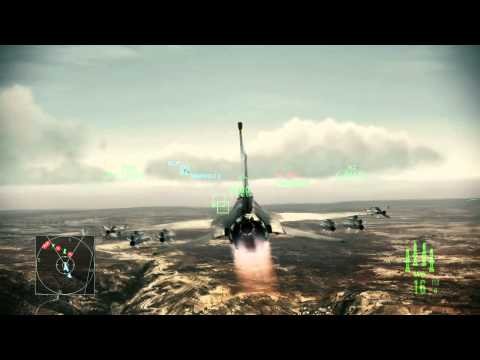 Ace Combat Assault Horizon :: (Mission 2) Inferno :: (HD) :: Difficulty Elite