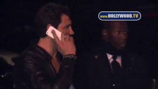 chanel-: Maksim Chmerkovskiy parties at Greystone Manor Supperclub