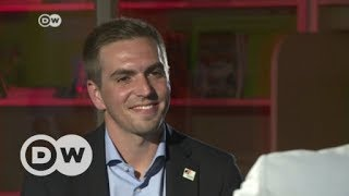 Philipp Lahm talks to DW ahead of Germany World Cup opener | DW English - DEUTSCHEWELLEENGLISH