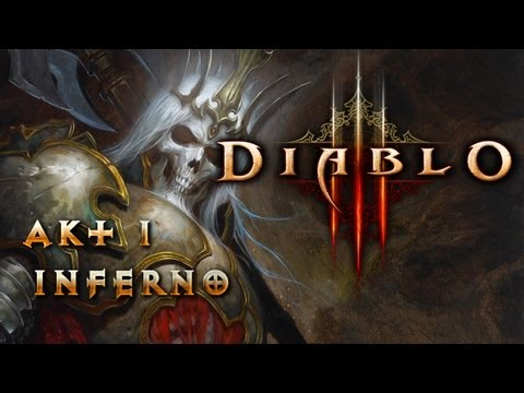 Diablo III: Akt I - Inferno (#2)