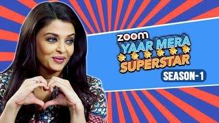 Aishwarya Rai Bachchan On Yaar Mera Superstar | Sarabjit | UNCUT! | EXCLUSIVE | zoom turn on
